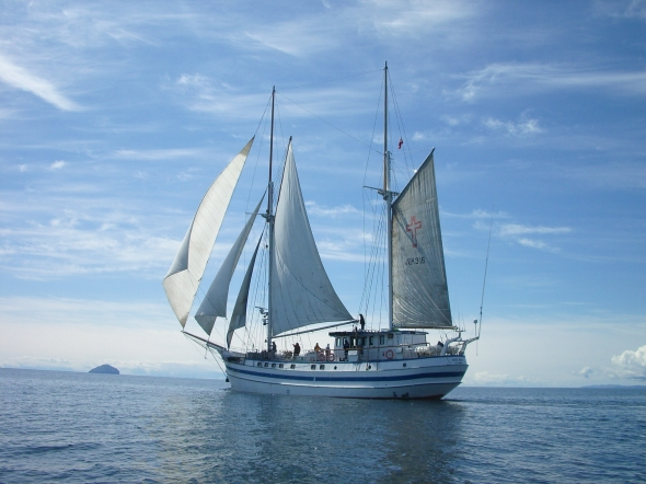 The Next Wave Tall Ship