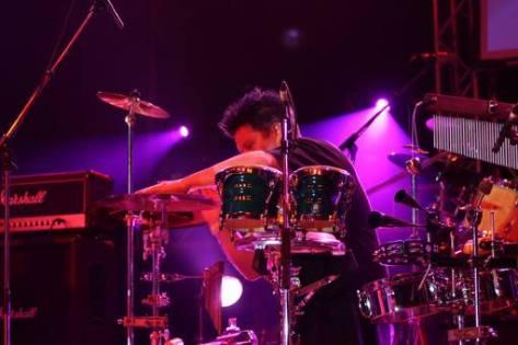 nick drums