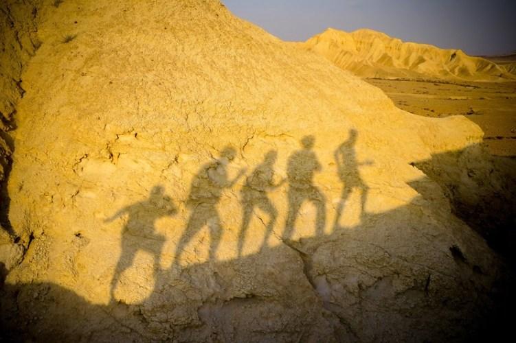 Rock Art - Negev 2015