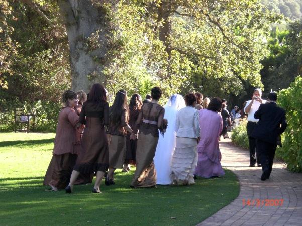 Friends of the bride SA 07